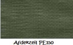 Afdekzeil medium PE 150  - 10 x 12 meter