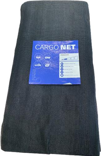 Bagagenet voor aanhanger - 3 x 2,25 meter