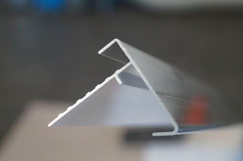 DakCover Daktrim 45 x 45 mm - lengte 250 cm
