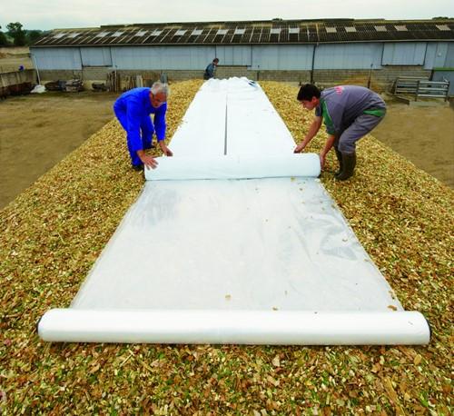 DakCover Bouwfolie T100 - 50 x 8 meter